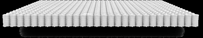 Независимый блок пружин EVS 500 (до 250 шт/м2)